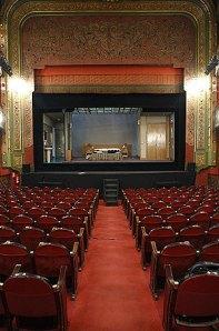 Butacas Teatro Lara, Madrid.